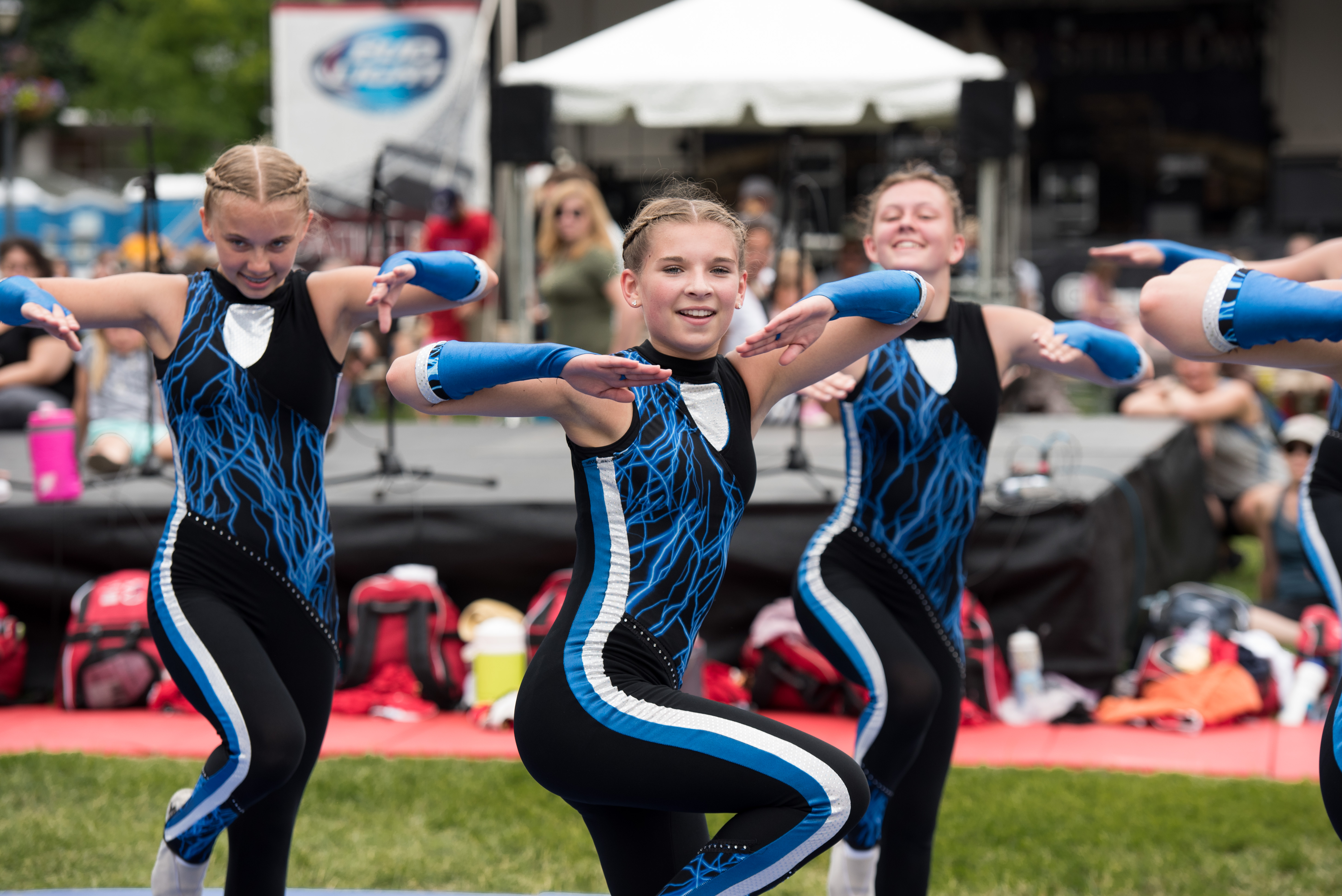 2018 West Bend Dance Tumbling Troupe Bastille Days