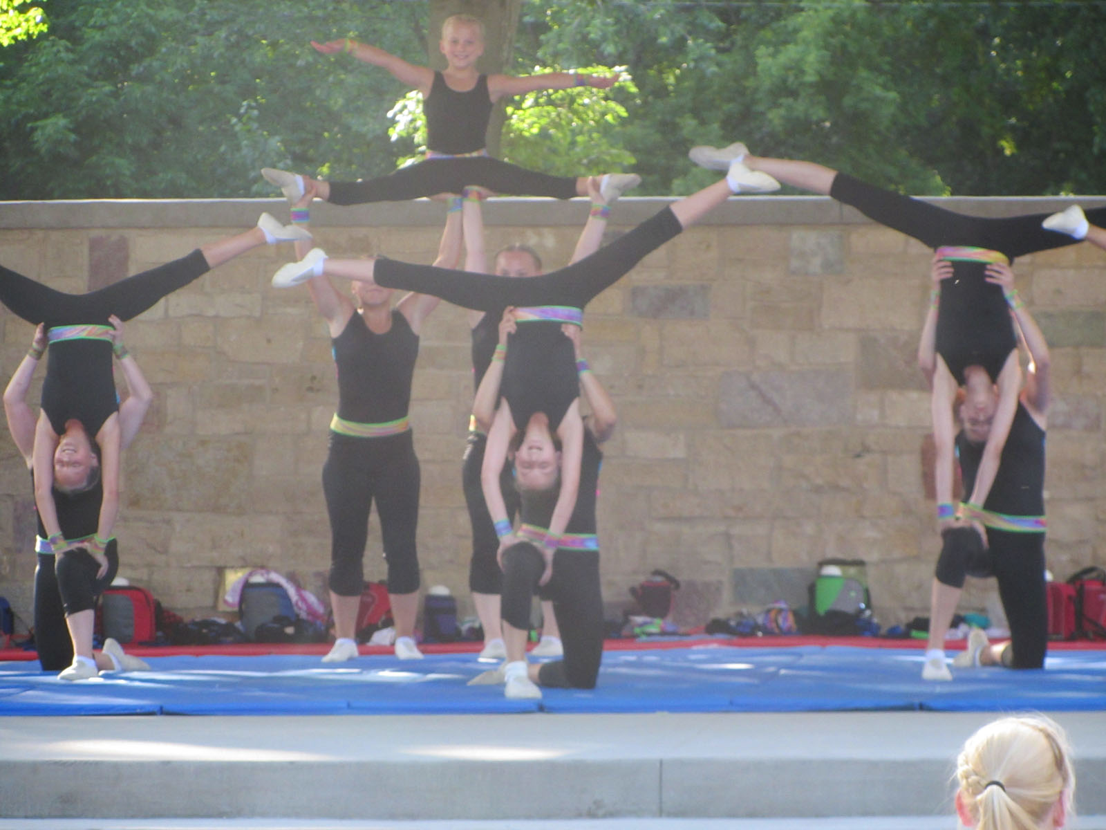 West Bend Dance Tumbling Troupe