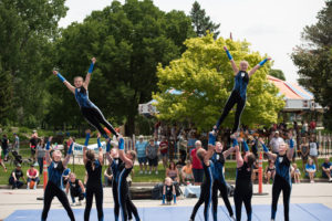 2018 West Bend Dance Tumbling Troupe